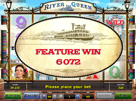 online slots de river queen