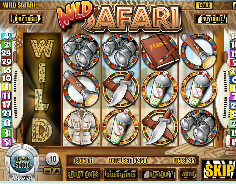 Gran Safari Slots Review & Free Instant Play Game