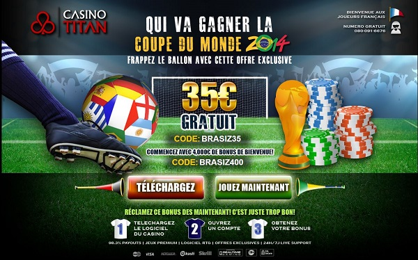 world cup casino offers