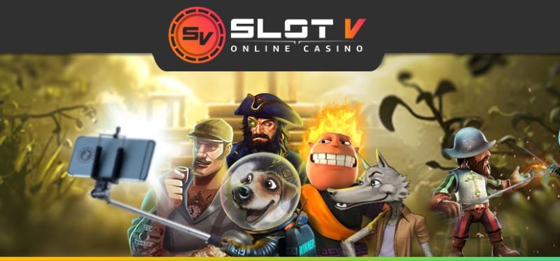казино slot v