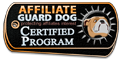 Affiliate Guard Dog has certified Crazy Rewards.