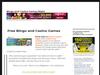 Bingo and Casino Games Night
