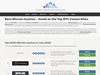 BTCGOSU - Best Bitcoin Casinos