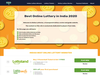 Online Lotteries India