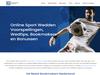 Online Sport Wedden