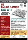 US Online Gaming Law