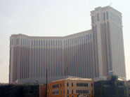 Venetian Macau, venue for the CAC.
